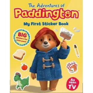 Adventures of Paddington, The: My First Sticker Book (Paddington TV)