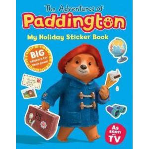 Adventures of Paddington : My Holiday Sticker Book