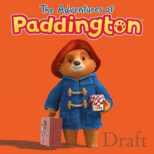 Adventures of Paddington:  Missing Marmalade Sandwich