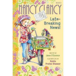 Fancy Nancy: Nancy Clancy, Late-Breaking News