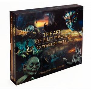 Art of Film Magic: 20 Years of Weta