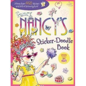 Fancy Nancy's Sticker-Doodle Book (Fancy Nancy)
