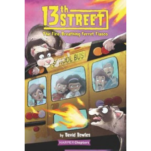 13th Street #2: The Fire-Breathing Ferret Fiasco