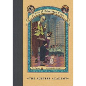 Austere Academy # 5 Series of Unfortunate Events