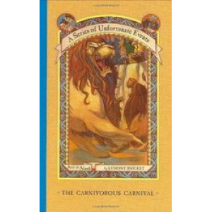 Carnivorous Carnival # 9 Series of Unfortunate Events