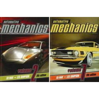 Automotive Mechanics : Volume 1 & 2 Shrinkwrap 8E