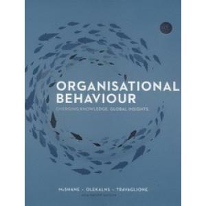 Organisational Behaviour 4E