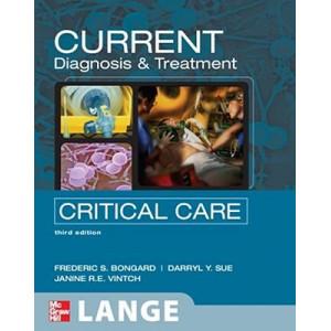 CURRENT Diagnosis & Treatment Critical Care