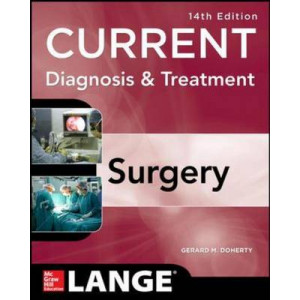 Current Diagnosis and Treatment Surgery (14th Ed)