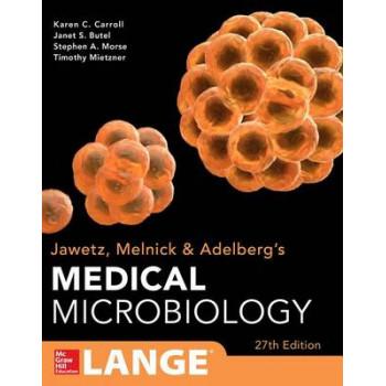 Jawetz Melnick & Adelbergs Medical Microbiology 27 E