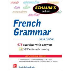 Schaum's Outline of French Grammar 6e