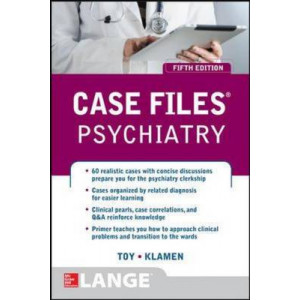 Case Files Psychiatry 5E