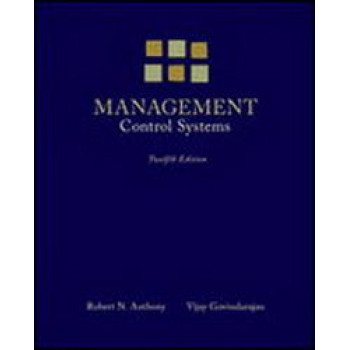 Management Control Systems 12E