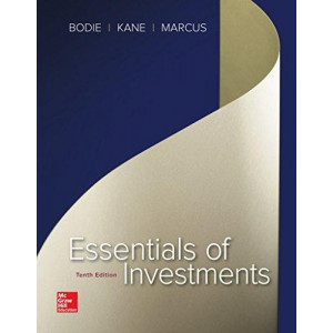 Essentials of Investments 10E