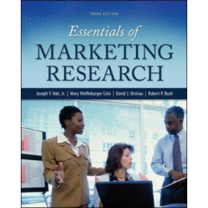 Essentials of Marketing Research 3E