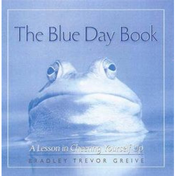 Blue Day Book Lesson in Cheering Yourself Up