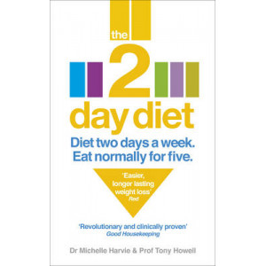 2-day Diet: Diet Two Days a Week. Eat Normally for Five.
