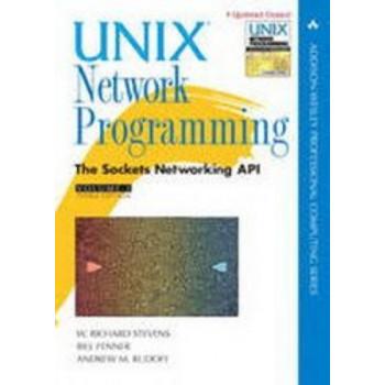 Unix Network Programming : The Sockets Networking API : Vol.1 3E