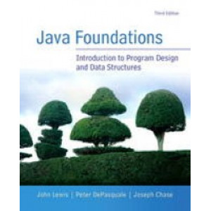 Java Foundations 3e