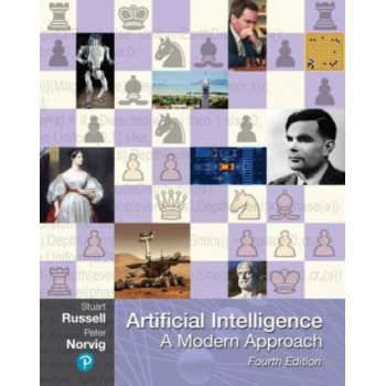 Artificial Intelligence: A Modern Approach (4th Edition, 2020 - US Edition)