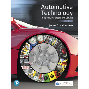 Automotive Technology: Principles, Diagnosis, and Service (6th Edition)