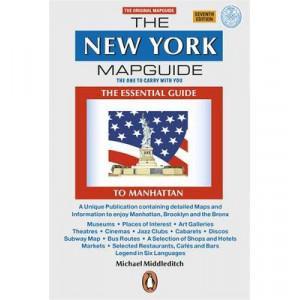 New York Mapguide: The Essential Guide to Manhattan
