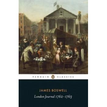 London Journal 1762 - 1763 (Penguin Classics ed Gordon Turnbull)