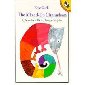 Mixed Up Chameleon