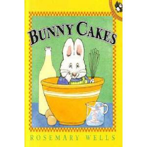 Bunny Cakes : Max & Ruby