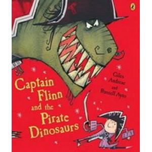 Captain Flinn & the Dinosaur Pirates