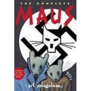 Complete Maus, (Books 1 and 2)