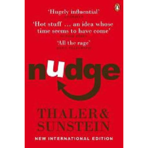 Nudge: Improving Decisions About Health, Wealth & Happiness
