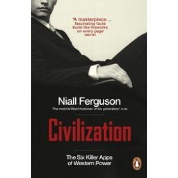 Civilization : Six Killer Apps of Western Power