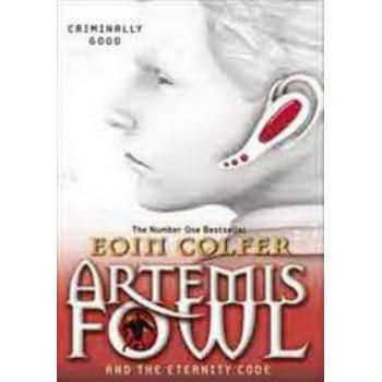 Artemis Fowl & the Eternity Code