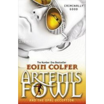 Artemis Fowl & the Opal Deception