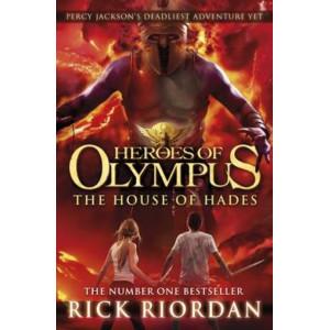 House of Hades: Heroes of Olympus 04