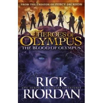 Blood of Olympus: Book 5: Heroes of Olympus
