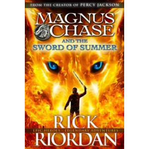 Sword of Summer: Magnus Chase and the Gods of Asgard #1