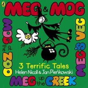 Meg and Mog: Three Terrific Tales