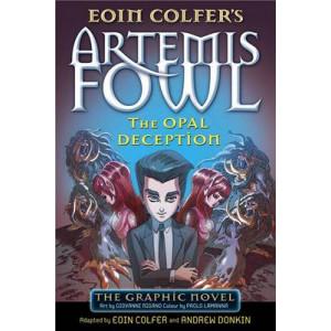 Artemis Fowl : The Opal Deception Graphic Novel