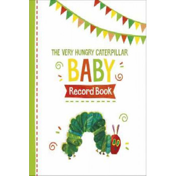 Very Hungry Caterpillar Baby Record Book