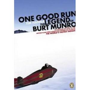 One Good Run : the Legend of Burt Munro