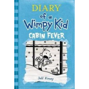Cabin Fever : Diary of a Wimpy Kid #6