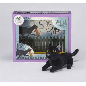 Slinky Malinki Book & Toy Set