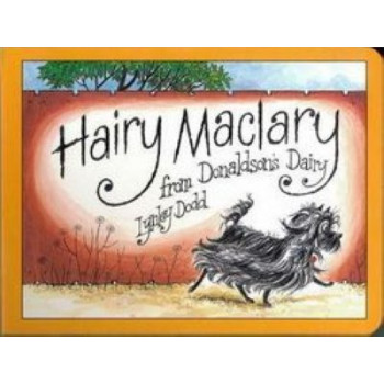Hairy Maclary from Donaldson's Dairy; Board Book