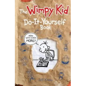 Do-it-yourself Book: Vol 2 - Diary of a Wimpy Kid
