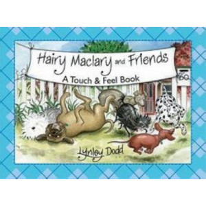 Hairy Maclary & Friends : Touch & Feel Book