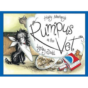 Hairy Maclary's Rumpus at the Vet Hardcover Edn