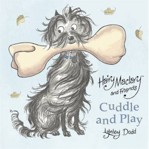 Hairy Maclary and Friends Cuddle and Play - A Crinkly Cloth Book
