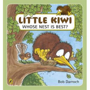 Little Kiwi, Whose Nest is Best?